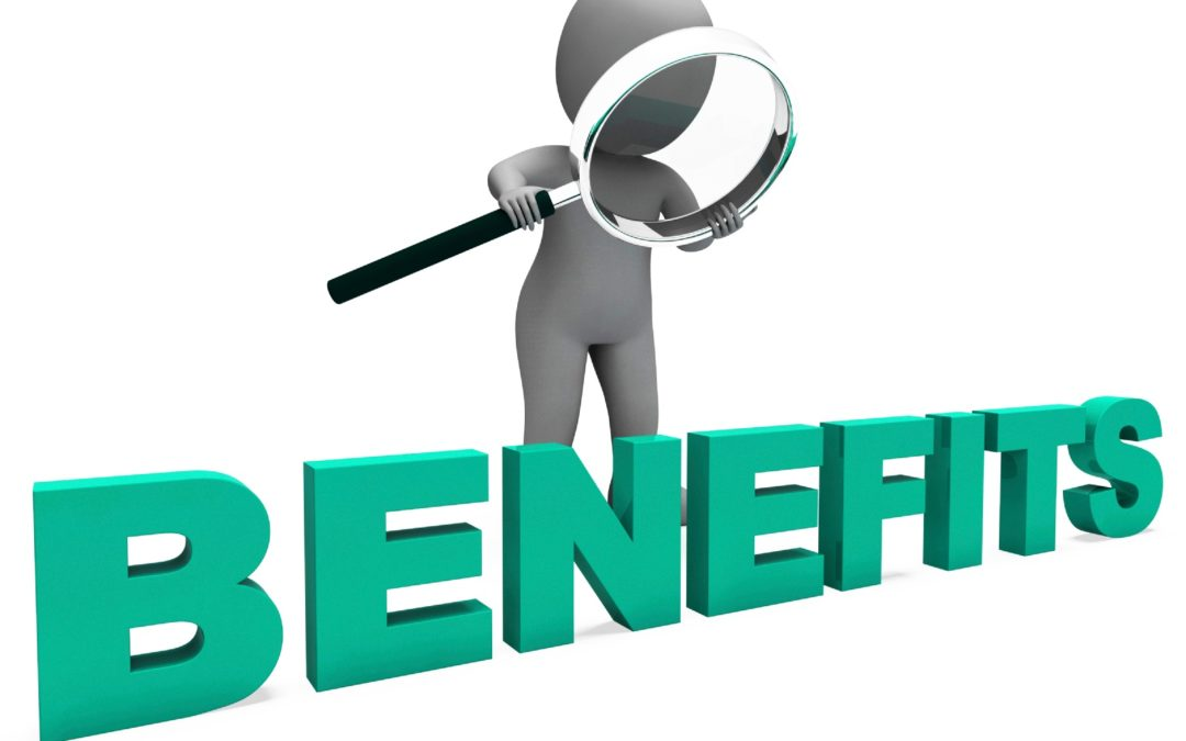 does your employer offer benefits they should budget boss